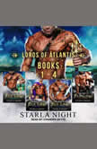Lords of Atlantis Boxed Set Books 1-4, Starla Night