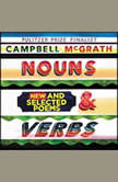 Nouns & Verbs New and Selected Poems, Campbell McGrath