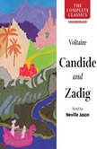 Candide, and Zadig, Voltaire