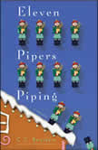 Eleven Pipers Piping A Father Christmas Mystery, C.C. Benison