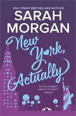 New York, Actually From Manhattan with Love #4, Sarah Morgan