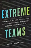 Extreme Teams Why Pixar, Netflix, AirBnB, and Other Cutting-Edge Companies Succeed Where Most Fail, Robert Bruce Shaw