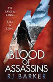 Blood of Assassins, RJ Baker