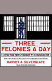 Three Felonies A Day How the Feds Target the Innocent, Harvey Silverglate