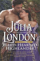 Hard-Hearted Highlander (The Highland Grooms, #3), Julia London