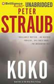 Koko, Peter Straub