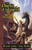 The Phoenix Endangered Book Two of the Enduring Flame, Mercedes Lackey
