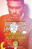 Delaney's Desert Sheikh, Brenda Jackson