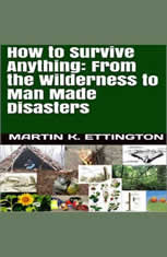 How to Survive Anything: From the Wilderness to Man Made Disasters, Martin K. Ettington