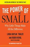 The Power of Small Why Little Things Make All the Difference, Linda Kaplan Thaler