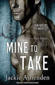 Mine to Take, Jackie Ashenden