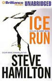 Ice Run An Alex McKnight Mystery, Steve Hamilton