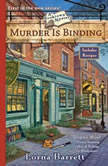 Murder Is Binding, Lorna Barrett