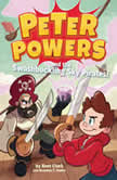 Peter Powers and the Swashbuckling Sky Pirates!, Kent Clark