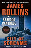 City of Screams A Short Story Exclusive, James Rollins