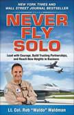 Never Fly Solo, Rob Waldo Waldman