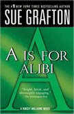 A Is For Alibi, Sue Grafton
