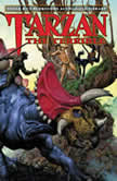 Tarzan the Terrible, Edgar Rice Burroughs