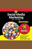 Social Media Marketing All-in-One For Dummies 4th Edition, Deborah Ng
