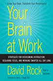 Your Brain at Work Strategies for Overcoming Distraction, Regaining Focus, and Working Smarter All Day Long, David Rock