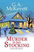 Murder in Her Stocking, G. A. McKevett