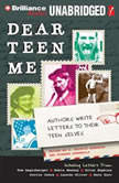Dear Teen Me Authors Write Letters to Their Teen Selves, E. Kristin Anderson