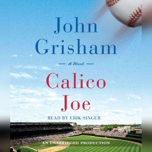 Calico Joe, John Grisham
