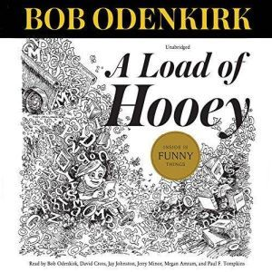A Load of Hooey: A Collection of New Short Humor Fiction, Bob Odenkirk