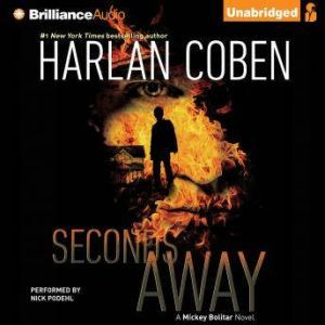 Seconds Away A Mickey Bolitar Novel, Harlan Coben