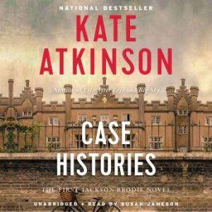 Case Histories, Kate Atkinson