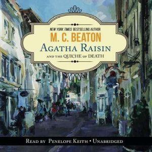 Agatha Raisin and the Quiche of Death, M. C. Beaton