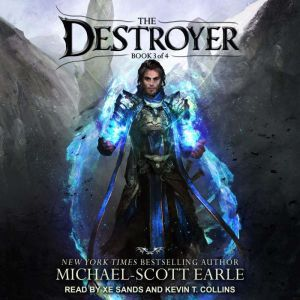 The Destroyer Book 3, Michael-Scott Earle