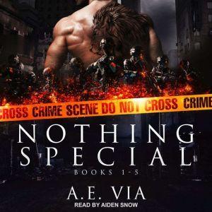 Nothing Special Series Box Set: Books 1-5, A.E. Via