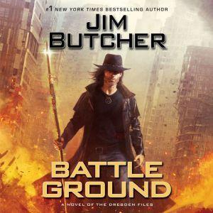 Battle Ground, Jim Butcher
