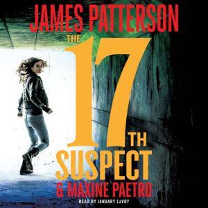 The 17th Suspect, James Patterson