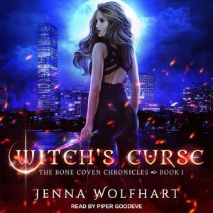 Witch's Curse, Jenna Wolfhart