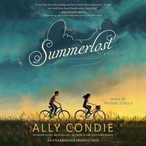 Summerlost, Ally Condie