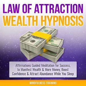 Law of Attraction Wealth Hypnosis: Affirmations Guided Meditation for Success, to Manifest Wealth & More Money, Boost Confidence & Attract Abundance While You Sleep (Law of Attraction, New Age, Financial Success Sleep Series), Mindfulness Training