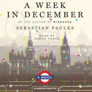 A Week in December, Sebastian Faulks