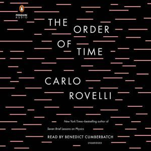 The Order of Time, Carlo Rovelli