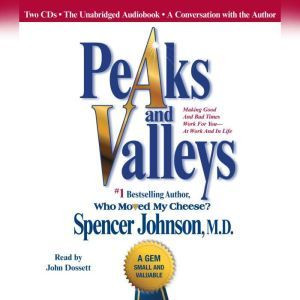 Peaks and Valleys: Making Good and Bad Times Work for You--at Work and in Life, Spencer Johnson