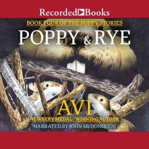 Poppy and Rye, Avi Wortis