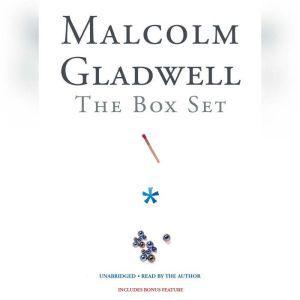 Malcolm Gladwell Box Set, Malcolm Gladwell