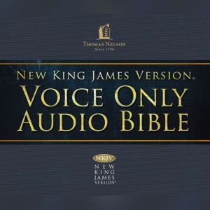 NKJV Voice Only Audio Bible, Bob Souer