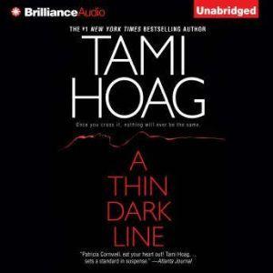 Thin Dark Line, A, Tami Hoag