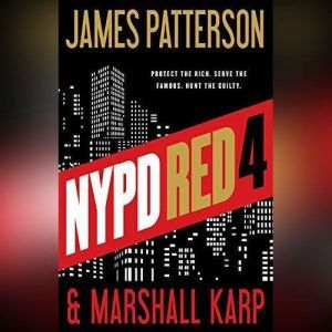 NYPD Red 4, James Patterson
