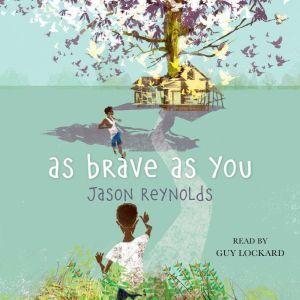 As Brave As You, Jason Reynolds