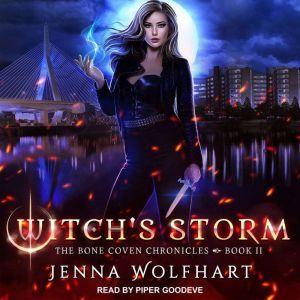 Witch's Storm, Jenna Wolfhart