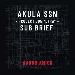 Project 971 Akula Submarine Brief, Aaron Amick