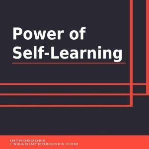 Power of Self-Learning, Introbooks Team